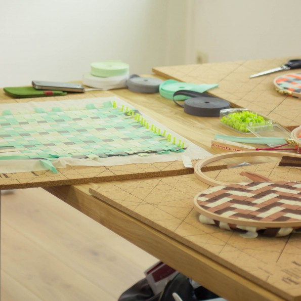 Fabric Weaving bei Snaply