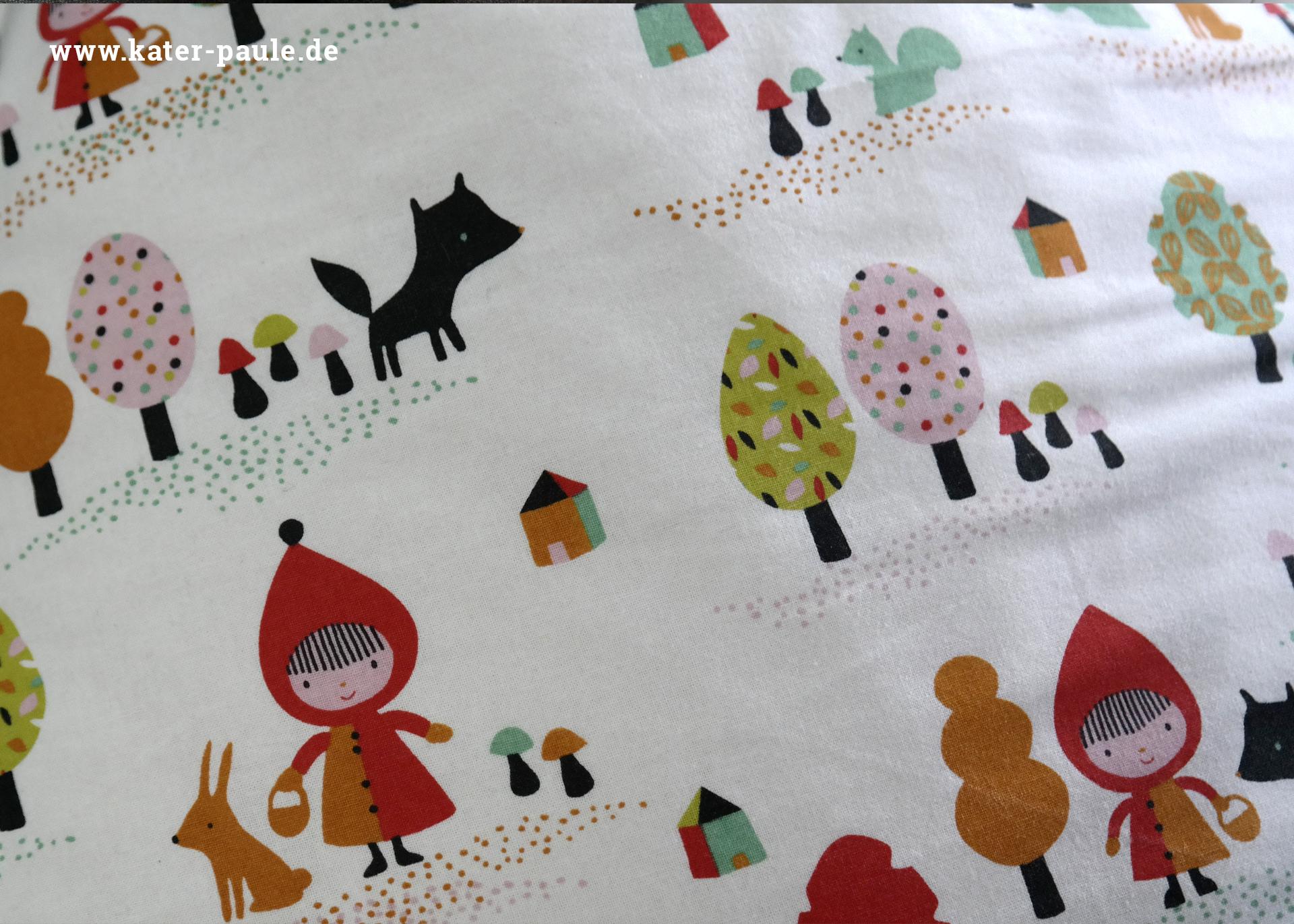 Sitzsack fürs Kinderzimmer inkl. Inlay aus Webware